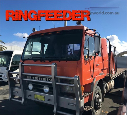 1994 Mitsubishi FP418 Trucks for Sale