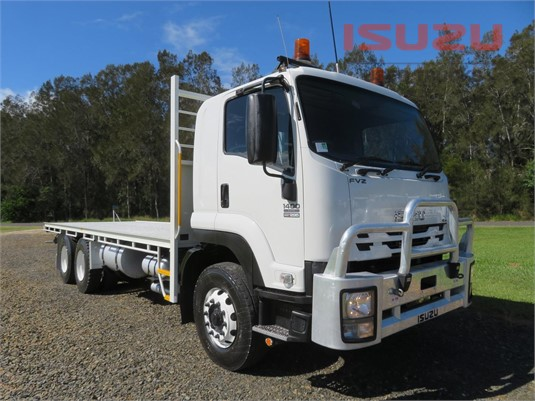 2008 Isuzu FVZ 1400 Auto Used Isuzu Trucks - Trucks for Sale