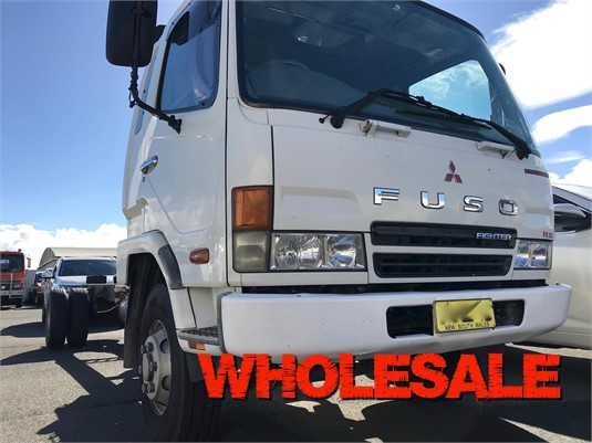 2008 Fuso Fighter 6 - Trucks for Sale