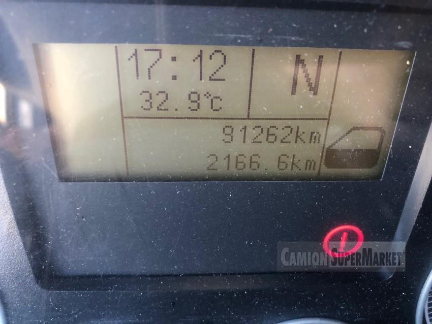 Iveco EUROCARGO 120E25 used 2013