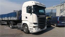 Scania R490  Uzywany