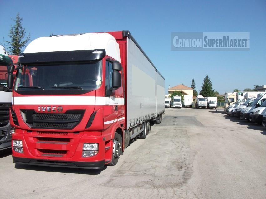 Iveco STRALIS 460 Uzywany