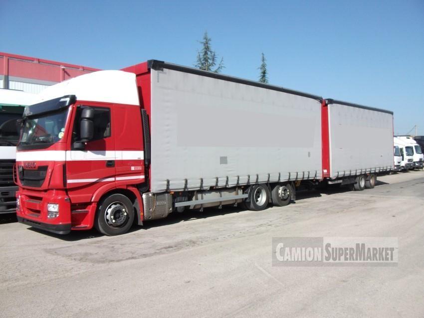 Iveco STRALIS 460 used 2015 Abruzzi