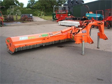 AGRIMASTER Stalk Choppers/Flail Mowers For Sale - 5 Listings