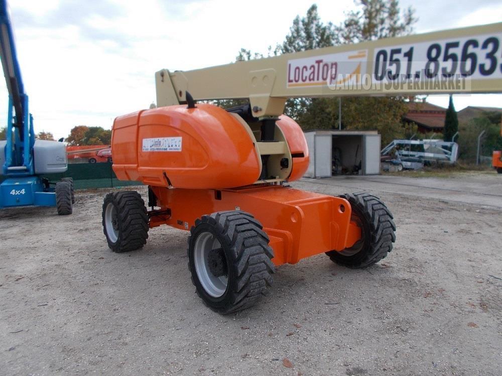 JLG 860SJ Usato 2007