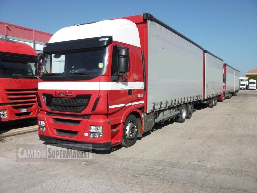 Iveco STRALIS 460 used 2016 Abruzzi