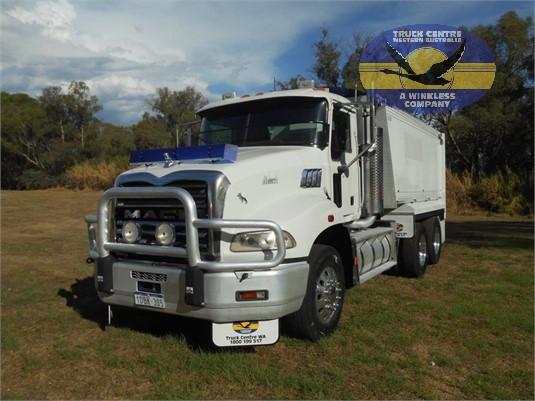 2009 Mack Granite Truck Centre WA - Trucks for Sale