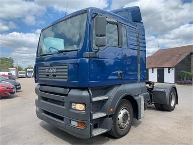 Used MAN TGA18 430BLS Trucks for sale in the United Kingdom