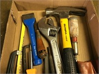 Box of Hammers, Crescent Wrench