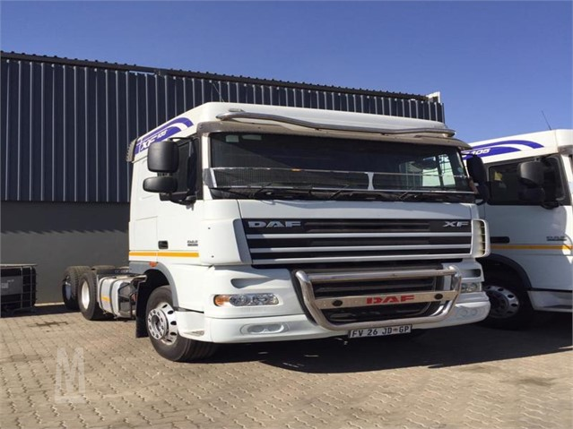 2016 DAF XF105 460 For Sale In Bloemfontein, Free State South Africa