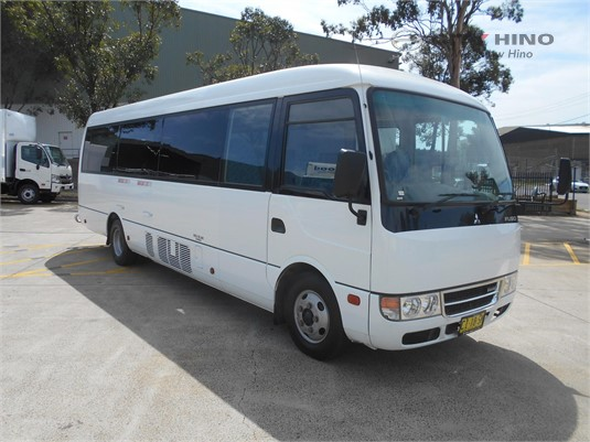2016 Mitsubishi Rosa City Hino - Buses for Sale