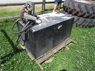Fuel Tank W/Tuthill Pump Other Auction Results - 1 Listings