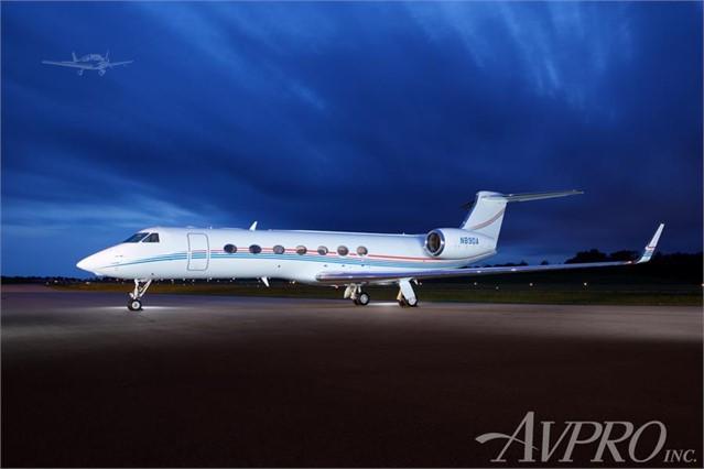 2012 Gulfstream G550