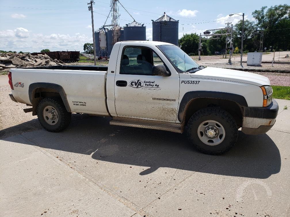 2003 Silverado 2500hd >> 2003 Chevrolet Silverado 2500hd