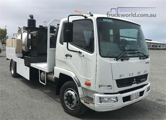 2012 Mitsubishi Fuso FIGHTER 1424 - Trucks for Sale