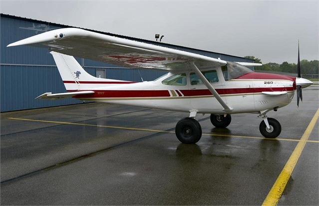 1979 CESSNA 182Q SKYLANE For Sale In Indianapolis, Indiana