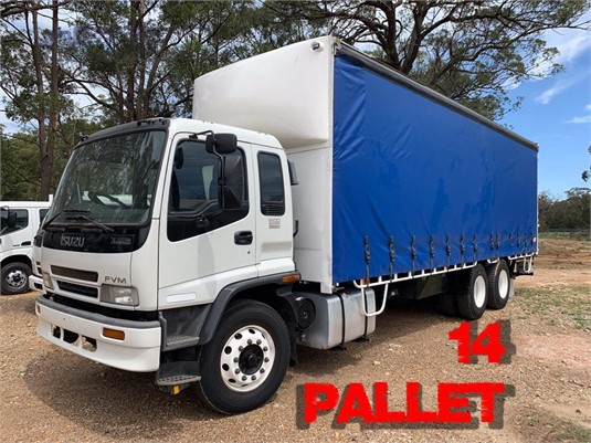 2004 Isuzu FVM 1400 Southern Star Truck Centre Pty Ltd  - Trucks for Sale