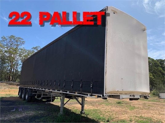 1992 Krueger St3 Southern Star Truck Centre Pty Ltd  - Trailers for Sale