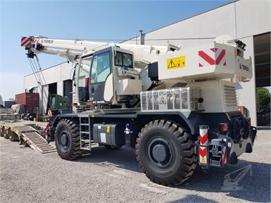 TEREX Cranes For Sale - 1073 Listings   CraneTrader com au