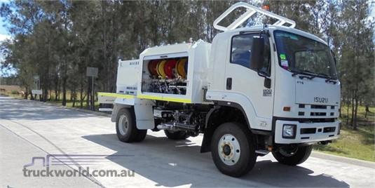 2013 Isuzu FTS - Trucks for Sale