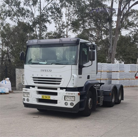 2007 Iveco Stralis - Trucks for Sale