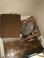 Miscellaneous Contents of Closet
