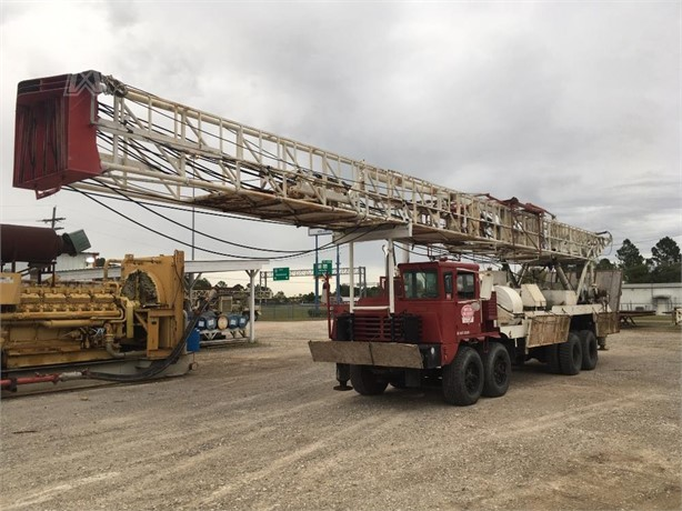 Drill Rigs For Sale - 172 Listings | OilFieldTrader com