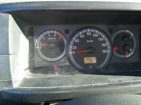 Nissan CABSTAR 35.13 Usato 2010