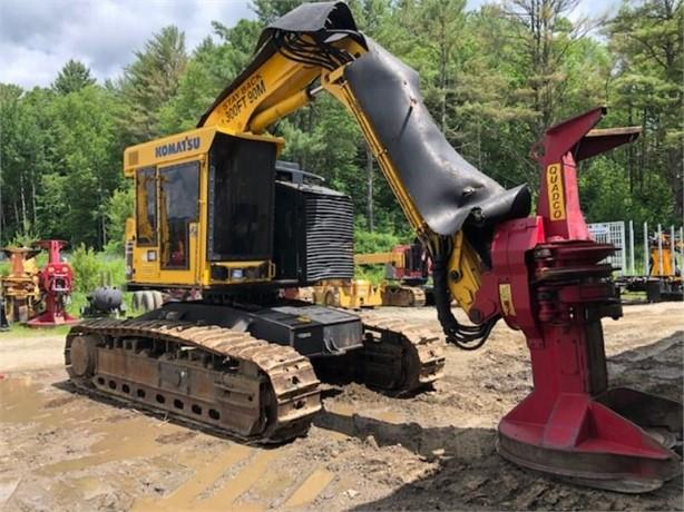 KOMATSU XT430-2 Forestry Equipment For Sale - 2 Listings