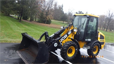 JCB Construction Equipment For Sale In Albany, New York - 85
