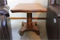 Oak Lamp Tables
