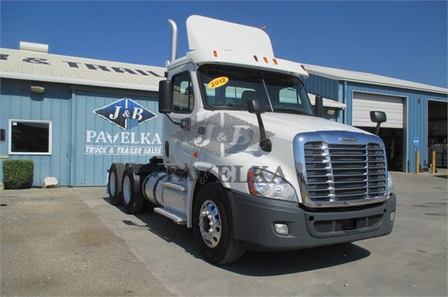 2012 FREIGHTLINER CASCADIA 125 For Sale In Robstown, Texas