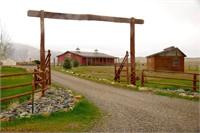 Deb Culver horse ranch Cody WY