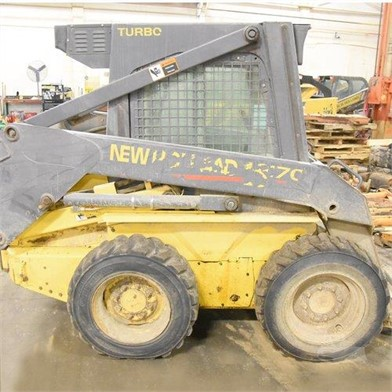 NEW HOLLAND LS170 Dismantled Machines - 21 Listings