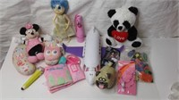 ASSORTED CHILDRENS ITEMS