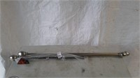 SET OF 2 CURTAIN RODS