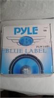 PYLE BLUE LABEL SPEAKER
