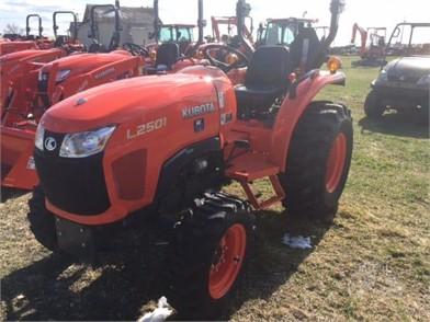 KUBOTA L2501 For Sale In Minnesota, Missouri & Nebraska - 7