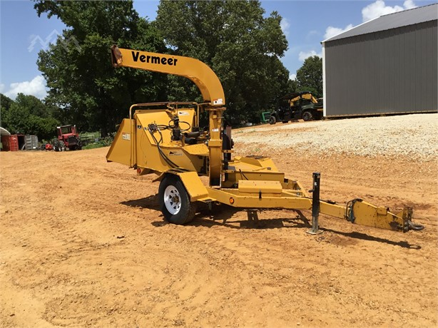 VERMEER Wood Chippers Logging Equipment Auction Results