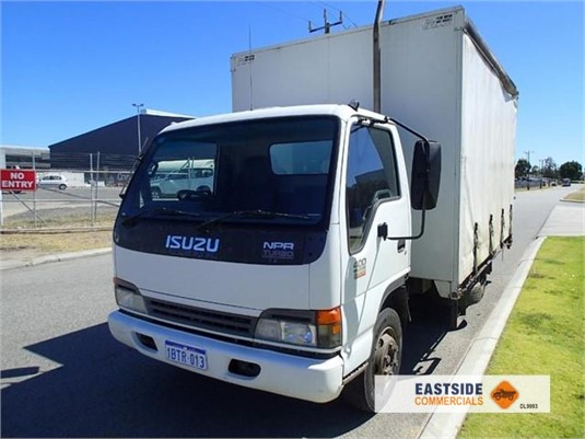 2004 Isuzu NPR Eastside Commercials - Trucks for Sale