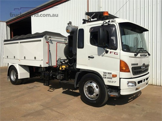 2008 Hino FG - Trucks for Sale