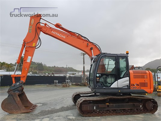 2014 Hitachi ZX130 LCN-5B - Heavy Machinery for Sale