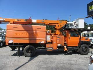 ALTEC LRV60 Bucket Trucks / Service Trucks For Sale - 12 Listings