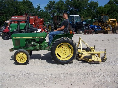 JOHN DEERE 750 For Sale - 132 Listings | TractorHouse com - Page 1 of 6
