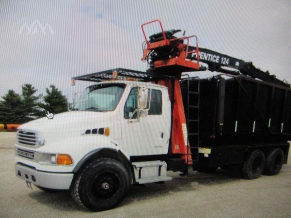 PRENTICE 124 Forestry Equipment For Sale - 1 Listings