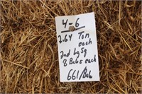Hay, Bedding, Firewood #6 (2/5/2020)
