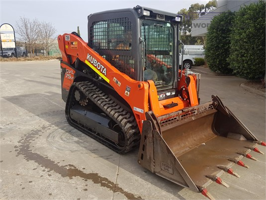 2017 Kubota SVL75-2 Heavy Machinery for Sale