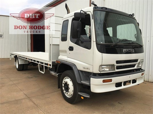 2005 Isuzu FTR 900 Long Don Hodge Trucks - Trucks for Sale