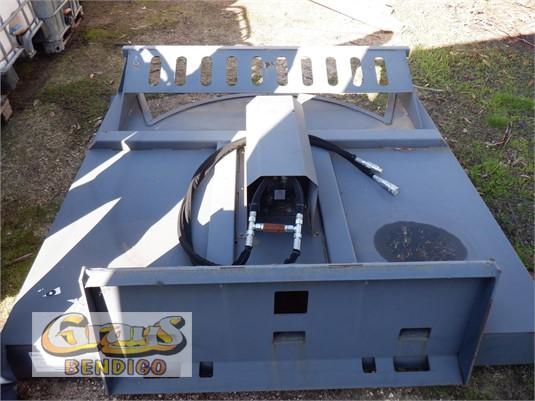 0 Paladin Skid Steer Brush Cutter Grays Bendigo  - Parts & Accessories for Sale