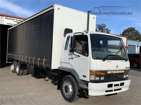 1999 Mitsubishi FM677 Trucks for Sale